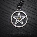 Cover:Art of Drone – The Pentagram Salute – The Ouija Game