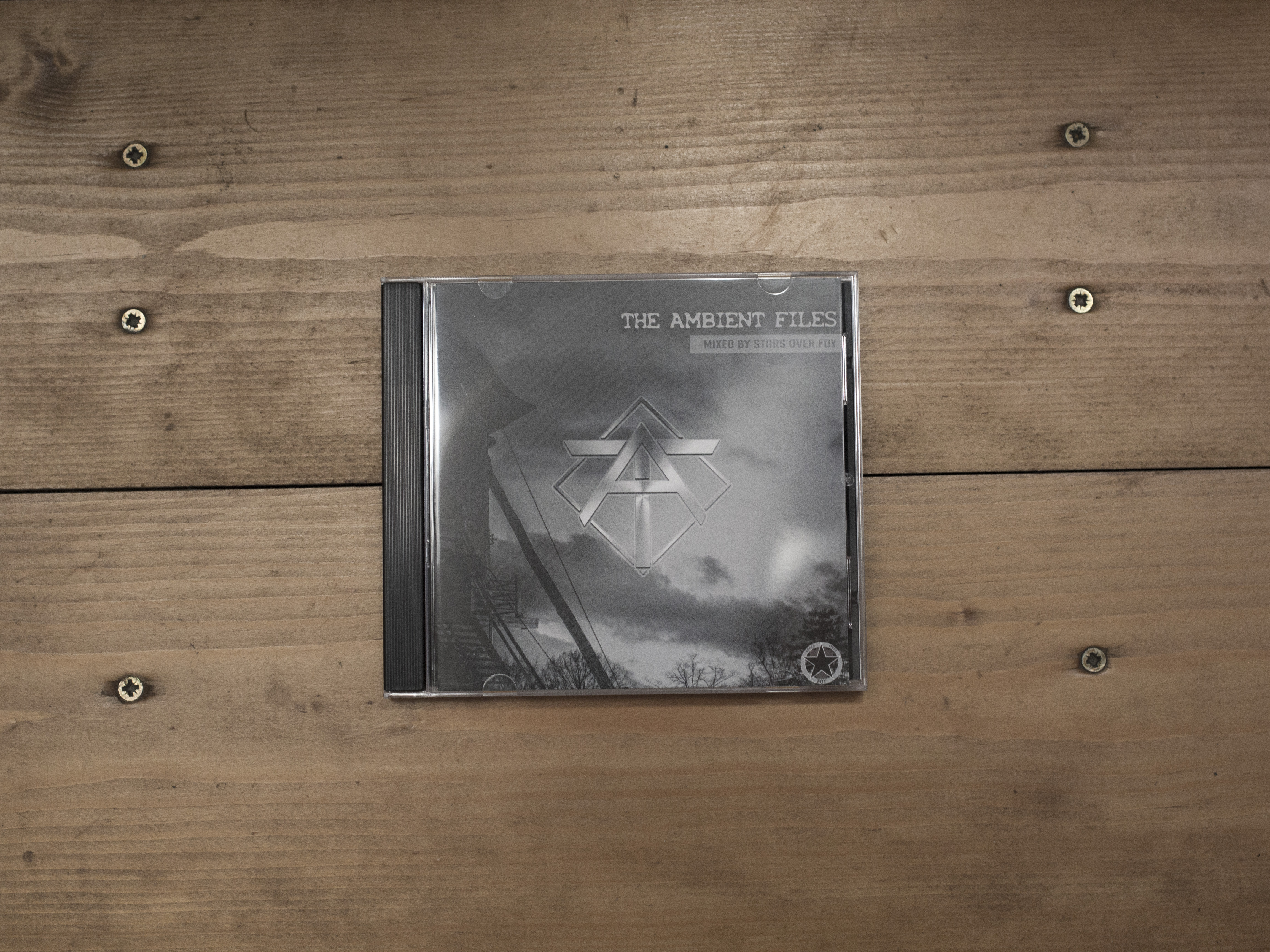 The Ambient Files (MIxed by Stars Over Foy) CD [2018]